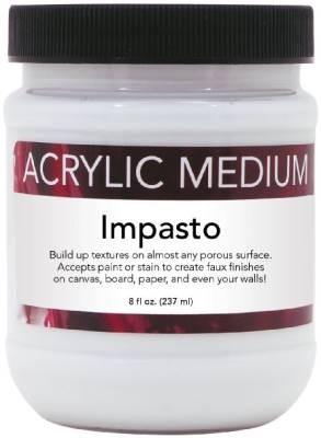tub of texture paste