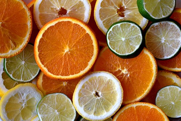 citrus fruit slices inspiration