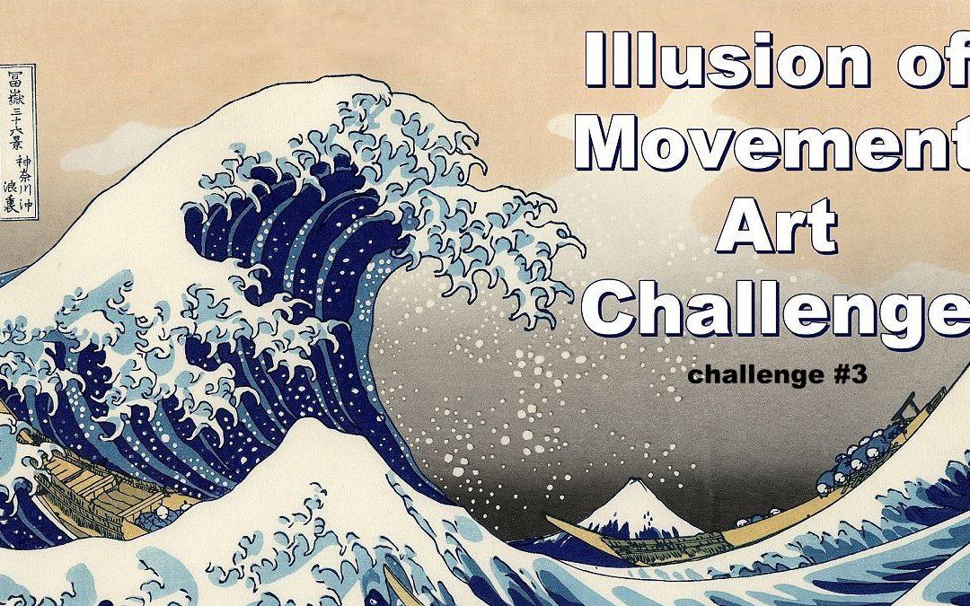 Illusion of Movement in Art