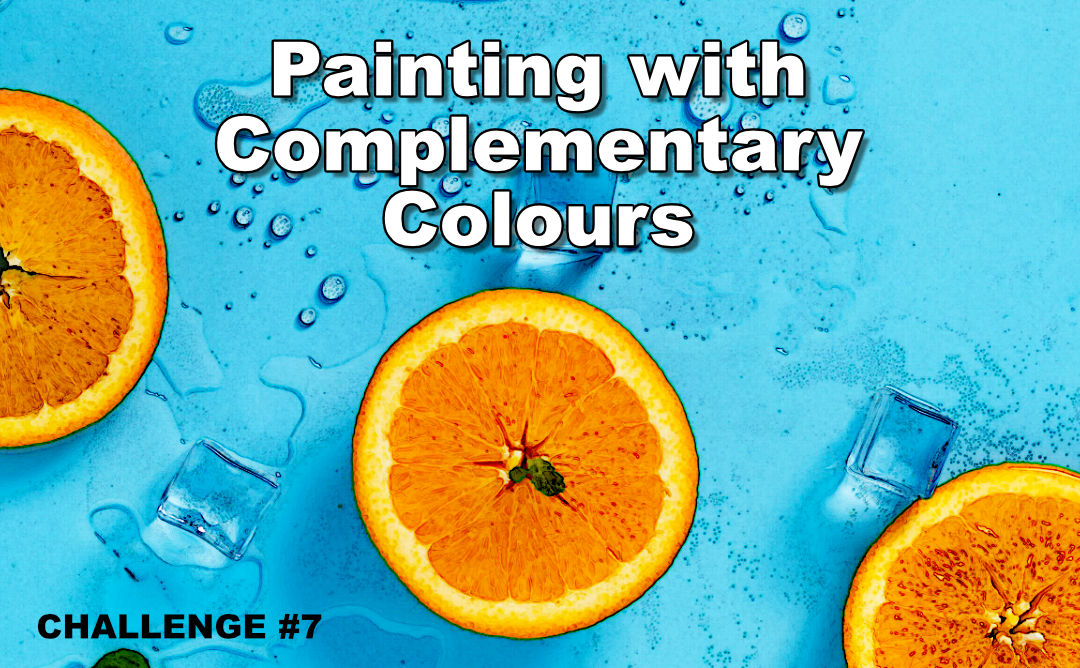 Painting with Complementary Colors